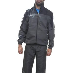 Mens Zipper Tracksuit