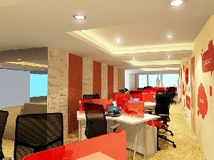 Cafe Interior Designing Services