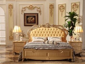 Carved Beds