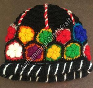 Crochet Knit  Caps