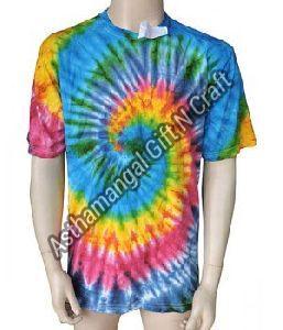 Mens Tie Dye T-shirt