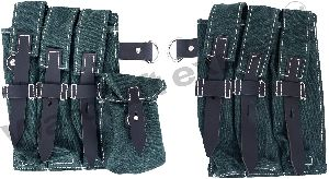 Green Wehrmacht Magazine Pouch Set