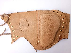 Leather Sniper Rifle Cheek Pad