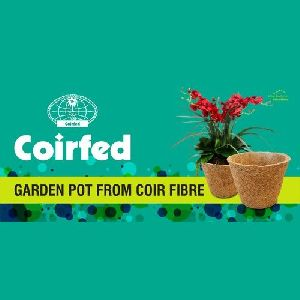 Coir Garden Pots