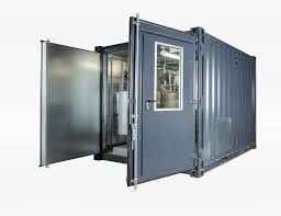 Containerized Oxygen Solution