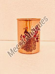 Printed Copper Glass