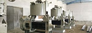 Electric Oil Mill Machinery