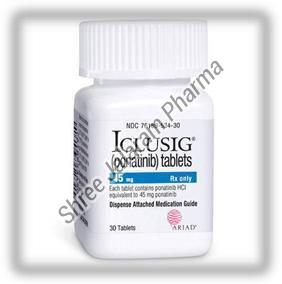 Iclusig Tablets
