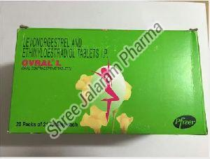 Ovral L Tablets