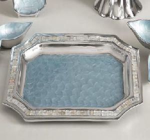Aluminium Decorative Tray