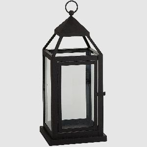 Decorative Iron Lantern