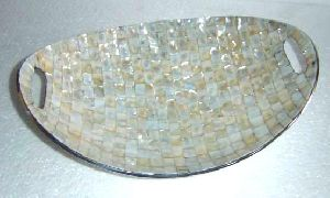 Mother of Pearl Decorative Dish
