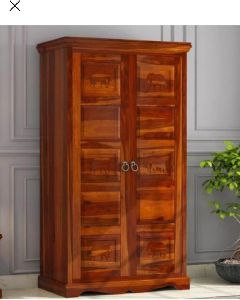 Sheesham Wood Wardrobe