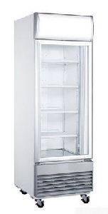 Vertical Ice Cream Freezer