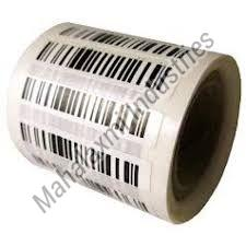 Finish Barcode Label