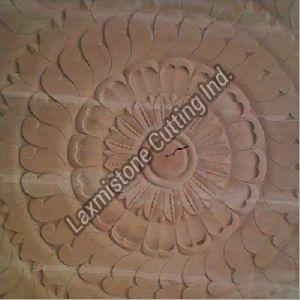 Sandstone False Ceiling