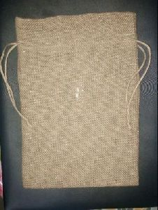 Plain Jute Potli Bag