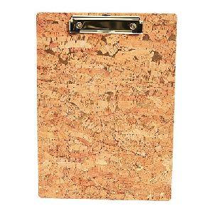 Cork Clip Board