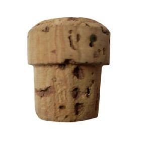 Natural T Shape Cork Stopper