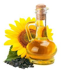 Natural Sunflower Oil