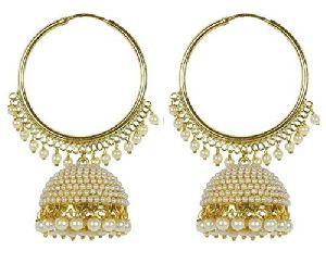 Designer Gold Jhumka