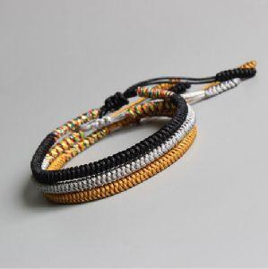 Lucky String Bracelet