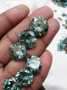 Aqua Blue Diamond