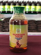 Nalpamaradi Thailam Oil