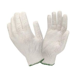 Safety Cotton Knitted Gloves