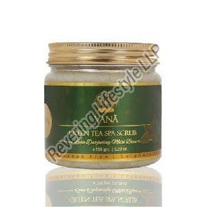 Green Tea Spa Body Scrub