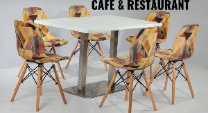 Cafeteria Table & Chair