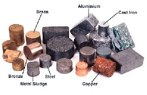 Metal, Minerals and Ores