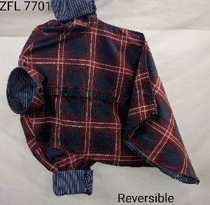 Mens Check Shirt (ZFL 7701)