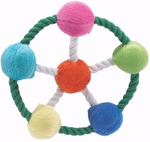 NC-TOY-107 Dog Rope Toy