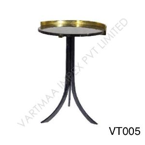 Designer Table Metal