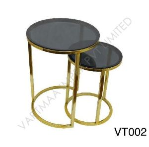 Nesting Table Metal