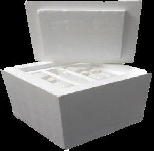 Bottle Packaging Thermocol Box