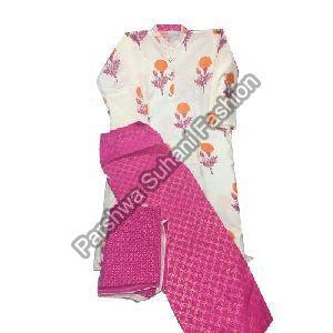 Floral Print Palazzo Suit