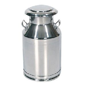 25 Litre Stainless Steel Milk Container