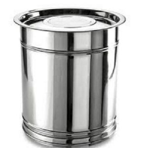 Stainless Steel Drum (1.2 Feet)