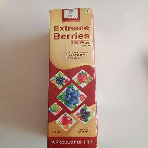 Extreme Berries 200 Plus Juice