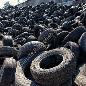 Waste Tyre Scrap