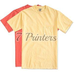 Color Cotton T-shirts