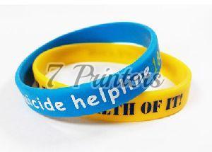 Printed Wristband