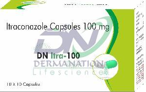 DN Itra 100 Capsule