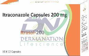 Itrasol-200 Capsule