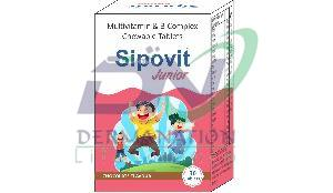 Sipovit Junior Tablet