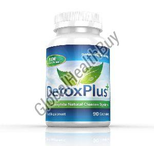 Detox Plus Colon Cleanse Capsules