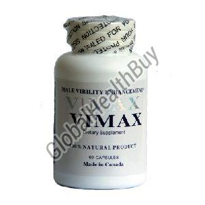 Vimax Male Virility Enhancement Capsules