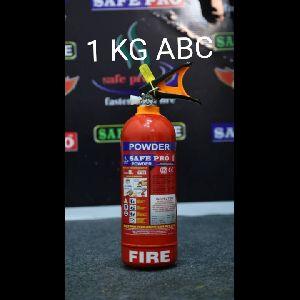 1 Kg ABC Type Fire Extinguisher